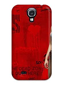 CaseyKBrown Scratch-free Phone Case For Galaxy S4- Retail Packaging - Teresa Palmer In Warm Bodies