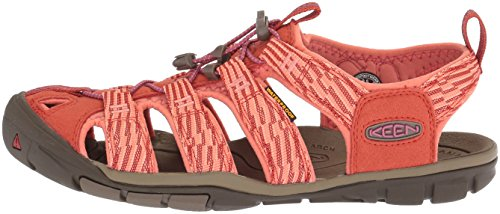 Keen Crabapple Ferm Clearwater Fig Femmes Bout Cnx Orange 0 Sandales Pour t Hnttqw7v