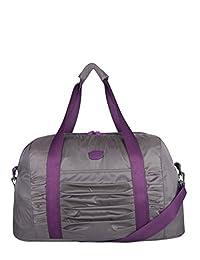 ELLE Yoga Bag with Backstrap for Yoga Mat, Dark Gray, Under Seat