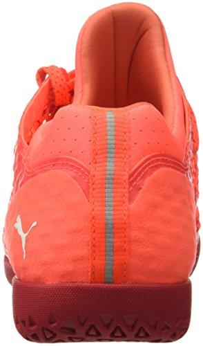 outlet locations online free shipping brand new unisex PUMA Men's 365 Netfit CT Soccer Shoe Fiery Coral-puma White-toreador 2015 sale online perfect online low price for sale O4bCdPT