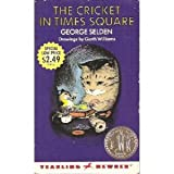 The Cricket in Times Square, George Selden, 044022022X