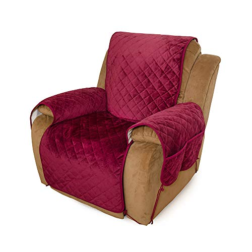Top 10 Recliner Cover With Pockets Of 2019 No Place