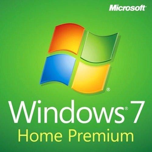 Tutech Microsoft Windows 7 Home Premium 64-Bit DVD OEM