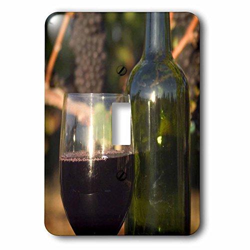 Danita Delimont - Wineries - Pinot Noir wine, Sherwood area, Oregon - US38 JMI0804 - Janis Miglavs - Light Switch Covers - single toggle switch (lsp_93796_1) (Best Oregon Pinot Noir Wineries)