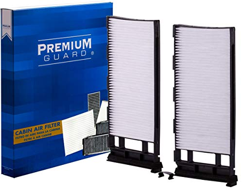 PG Cabin Air Filter PC4856 | Fits 2000-04 Nissan Frontier, 2000-04 Xterra ()