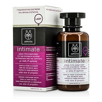 Apivita Intimate Cleanser Protects Propolis product image