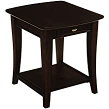 Hammary Enclave Rectangular End Table