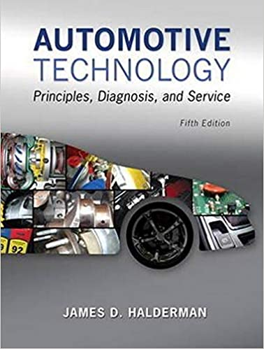 Technologie automobile James D. Halderman