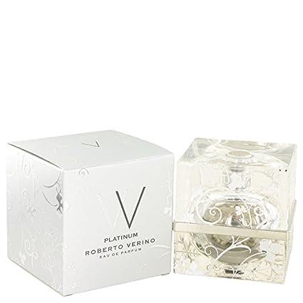 Roberto Verino V V Platinum por Roberto Verino Eau de Parfum Spray 2,5 oz