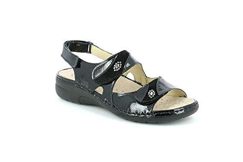 Grunland SE0366 LABA Sandalo Donna P. Nero 5gMOeNo