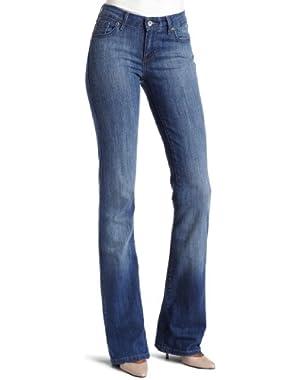 Levi's Women's Demi Curve ID Boot Cut Jean