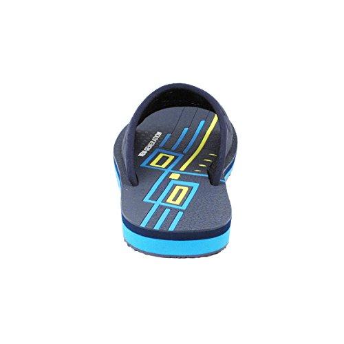 Gp6899 Hommes Femmes Ventilées Supérieure Sandales De Glissière Extérieure / Intérieure Marine / Bleu