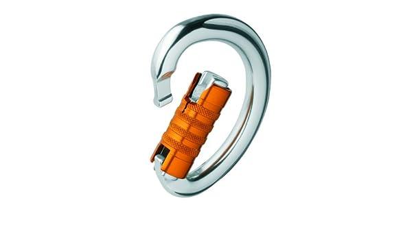 Petzl Omni Triact-Lock – Única, Aluminio: Amazon.es: Deportes y ...