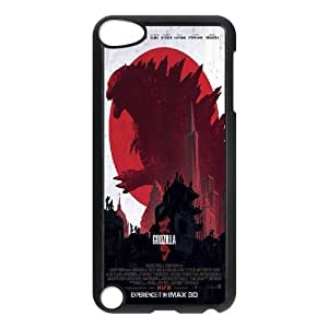 Customized iPod Touch 5 Case, Godzilla quote Cheap Cover Case