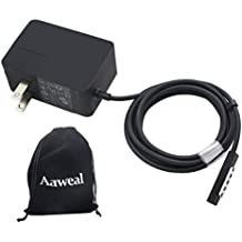 Aaweal 24W 12V 2A Charger Adapter for Microsoft Windows Surface RT Surface 2 Surface Pro 1 Pro 2 1512 1514 1536 Laptop Tablet Power Supply