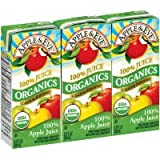 Apple & Eve 32737 Asept Organic Apple 3 Pack