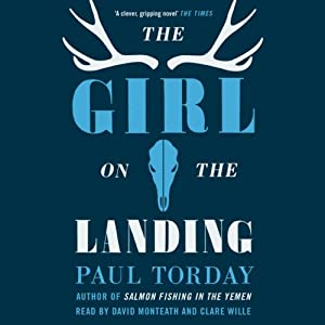 The Girl on the Landing Audiobook