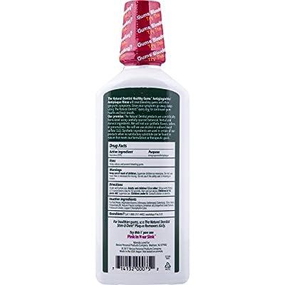 The Natural Dentist Healthy Gums Antigingivitis Mouthwash