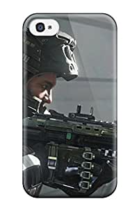 High Impact Dirt/shock Proof For Apple Iphone 5C Case Cover (call Of Duty Advanced Warfare)