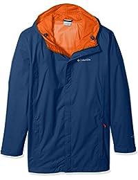 Men's Big and Tall Watertight Ii Jacket, Carbon LT