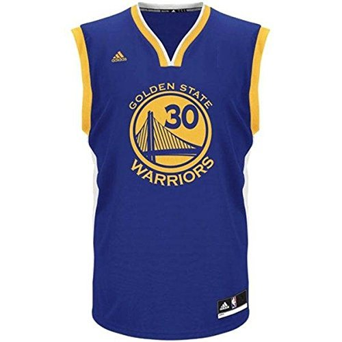 Stephen Curry Golden State Warriors #30 NBA Youth Road Jerse