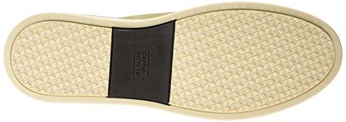 camel active Copa 21 - Zapatos con cordones de cuero Hombre Beige (cord/brandy)