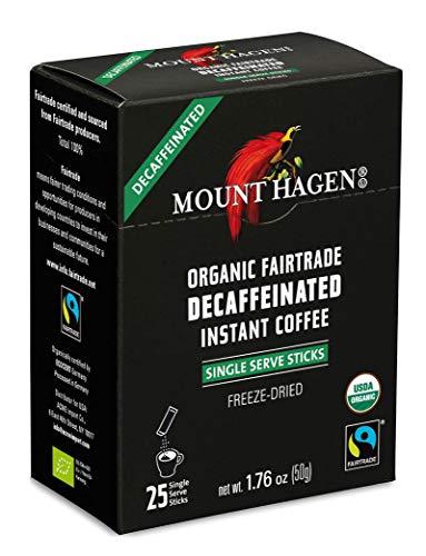 Mount Hagen Organic Instant