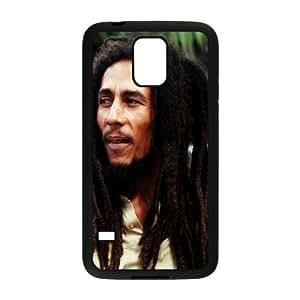 Samsung Galaxy S5 Cell Phone Case Black Singer Bob Marley A2S6DM