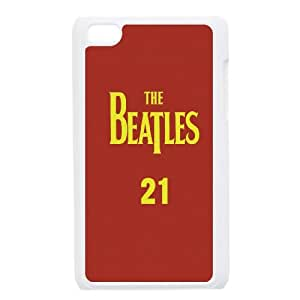 The Beatles iPod Touch 4 Case White zphr