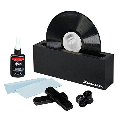 Used, Vinyl Record Cleaning System with Cleaning Solution for sale  Delivered anywhere in USA