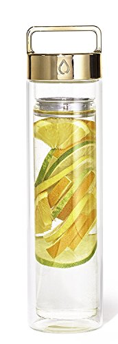 glass-water-bottle-infuser-rose-gold-drop-bottle-bpa-free-17-ounces