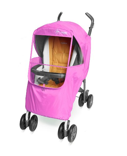 Manito Elegance Stroller Weather Shield product image