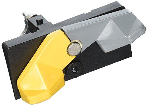 Kirby 558499A Pedal, Blk/Gray/Yellow Neutral Cam Assy ULT G/G4 Black