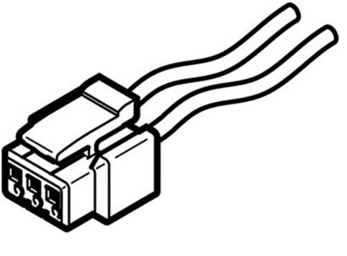 Festo 566654 NEBV-H1G2-KN-0.5-N-LE2 Plug Socket with Cable from Festo
