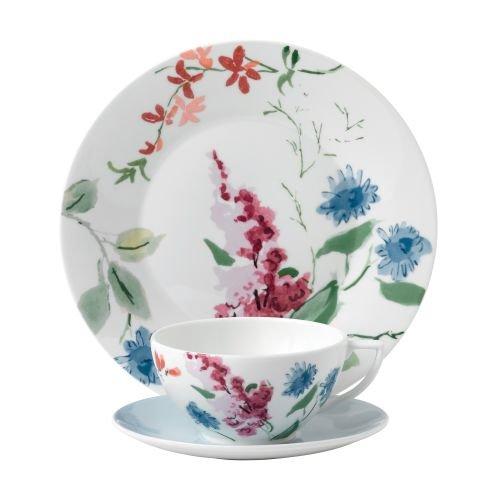Wedgwood Jasper Conran Floral 3-Piece Set- Cornflower