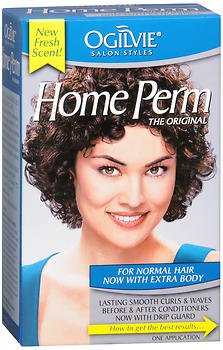 Ogilvie Home Perm The Original Normal Hair With Extra Body, 1 Each (Pack of 4)