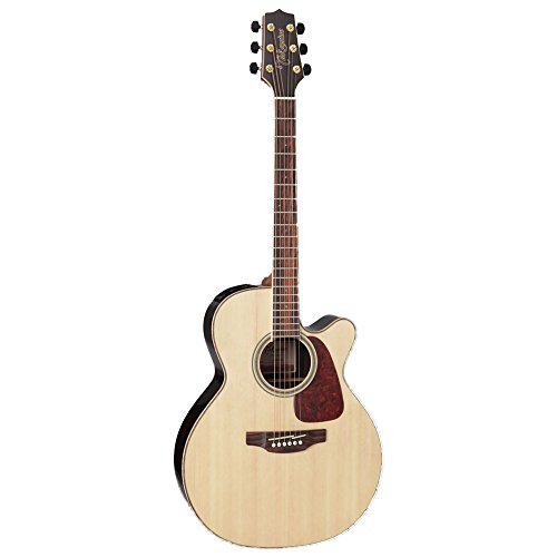 Takamine GN93CE-NAT Nex Cutaway Acoustic-Electric Guitar, Natural