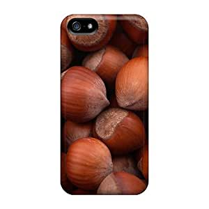 Fashionable iphone 5c Case Cover For Food And Drink Hazelnut Protective Case