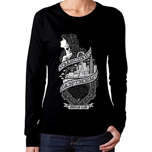 (The Gaslight Anthem Cotton Womens T Shirt Long Sleeve Cool Woman's Tops Short Sleeve)