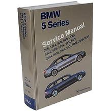 Bentley Paper Repair Manual BMW 5 Series (E60, E61)