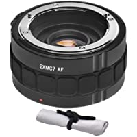Nikon AF-S DX 18-140mm f/3.5-5.6G ED VR 2x Teleconverter (7 Elements) - International Version