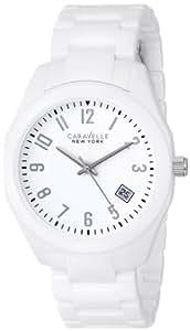 Caravelle New York by Bulova Women's 45M107 Ceramic Watch