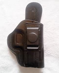 Tagua IPH-060 Ruger LC9 Inside Pants Holster, Black, Right Hand