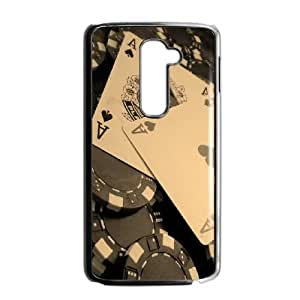 Game Poker LG G2 Cell Phone Case Black DIY Ornaments xxy002-9147921