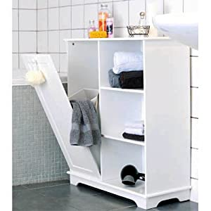 bathroom cabinet hamper luxury free standing bathroom cabinet towel linen bin 11054