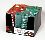 Chef Craft Christmas Cookie Cutter Shelf Display Case Of 192 by Chef Craft
