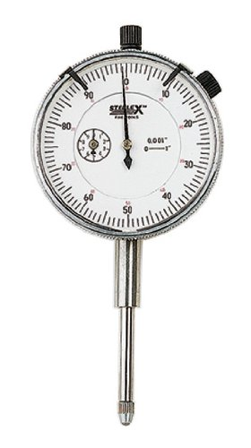 Steelex D1057 Dial Indicator 1'' by .001'' by Steelex