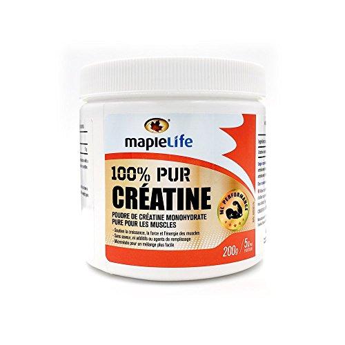 Creatine Monohydrate Powder 200g