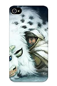 Ednahailey Ncyrla-306-mutcpxp Case Cover Iphone 4/4s Protective Case Guild Wars ( Best Gift For Friends)