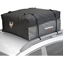 Rightline Gear 100S10 Sport 1 Car Top Carrier, 12 cu ft, Waterproof, Attaches With or Without Roof Rack